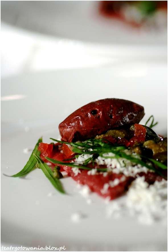 transatlantyk atelier amaro wołowina tatar arbuz