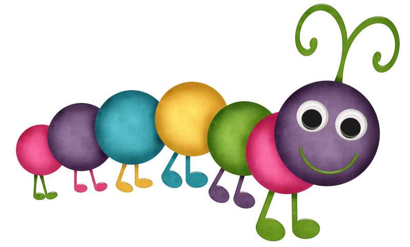 Animales infantiles oruga de colores - Fotos de animales infantiles ...
