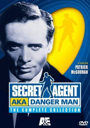 91760767 Julian Amyes   Danger Man [Season 1] (1960)
