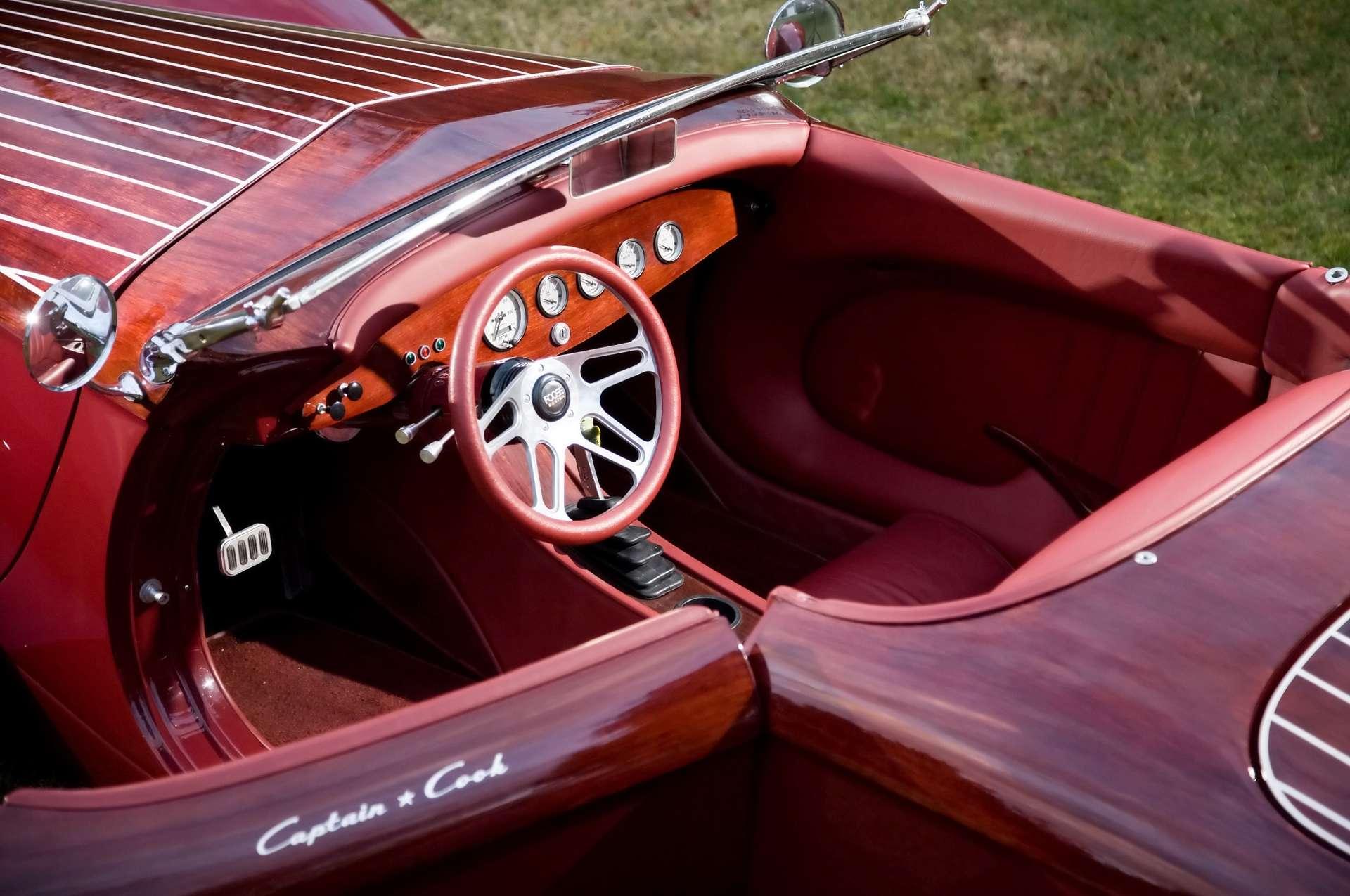 Auburn Boattail Speedster Generation 2 By Deco Rides