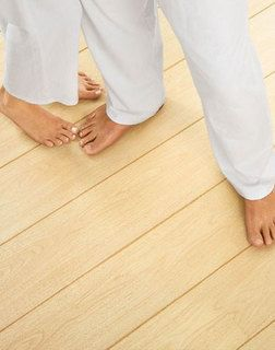 piso laminado vinage