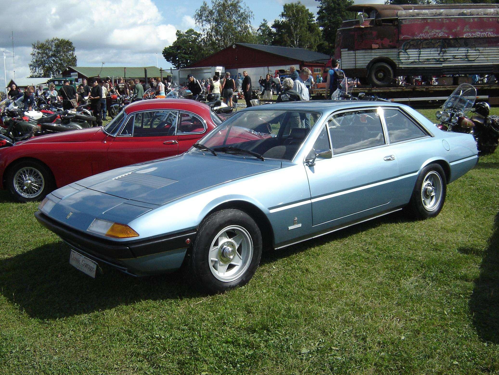 Ferrari 365 GT4 BB Parts and Accessories Automotive